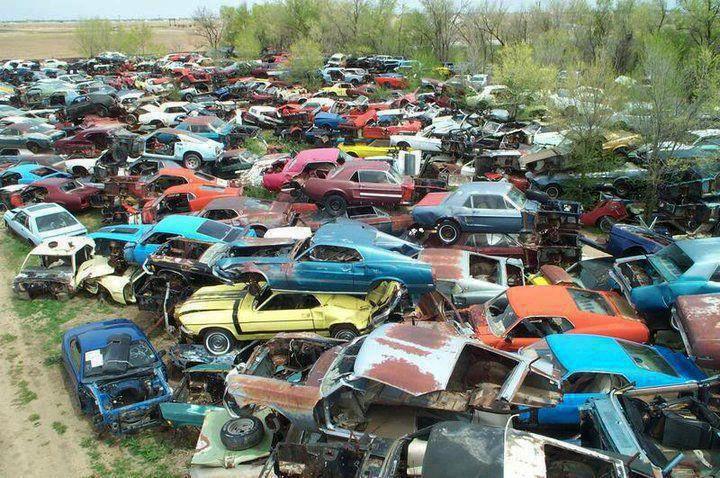 Car Boneyard Near Me