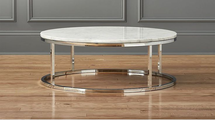 310 best basement images on pinterest for Cb2 round coffee table