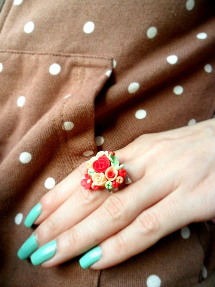 Red heart roses (inel) (18 LEI la LoveMade.breslo.ro)