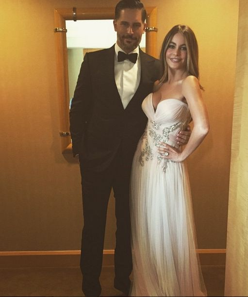 Sofia Vagara: Favorite Mom Instagrams of the 2015 Met Gala - mom.me