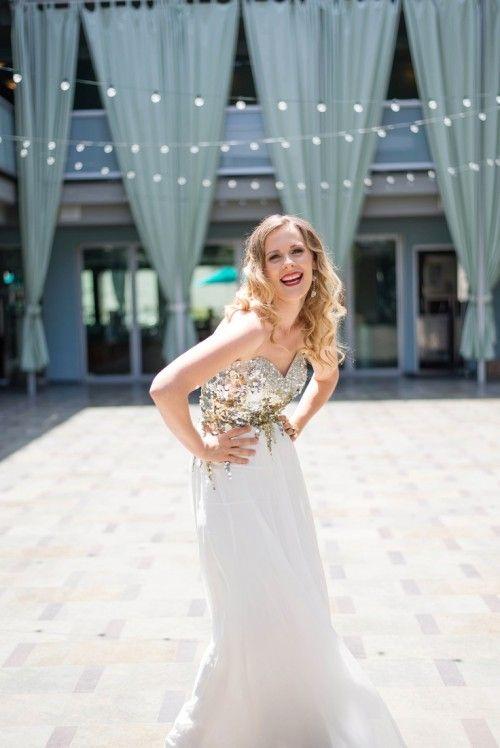 Trending  Sparkling New Year Wedding Dresses Weddingomania