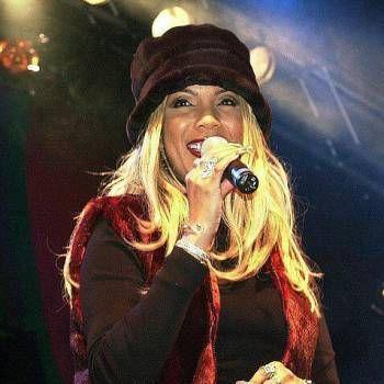 Melanie Thornton at 34 in 2001-Singer in La Bouche