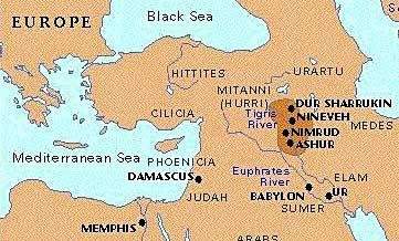 Although many Assyrians remain in their homeland of Iraq today, hundreds of thousands fled after the Gulf War and are now refugees. Nineveh On-Line, dedicated to the promotion and preservation of Assyrian culture, provides a brief summary of Assyrian history from the ancient empire to the refugee situation today. Learn about Assyrian history from their own perspective.