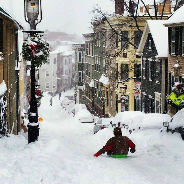 Charlestown, Boston MA