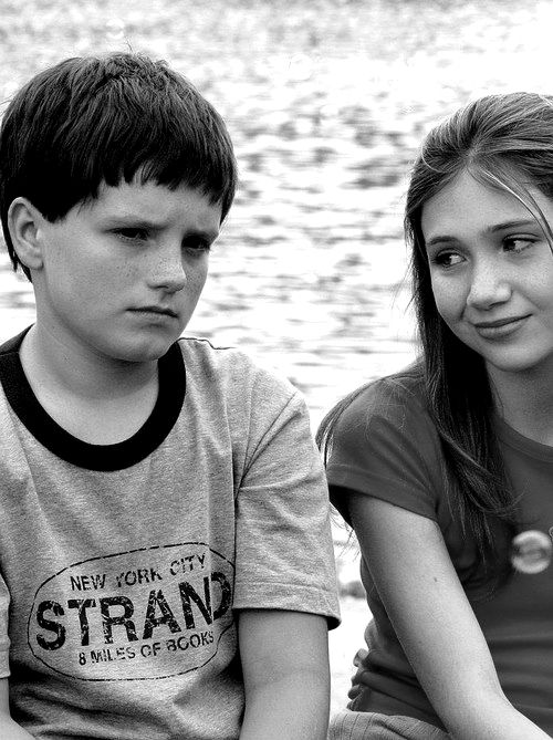Little Manhattan <3 josh hutcherson