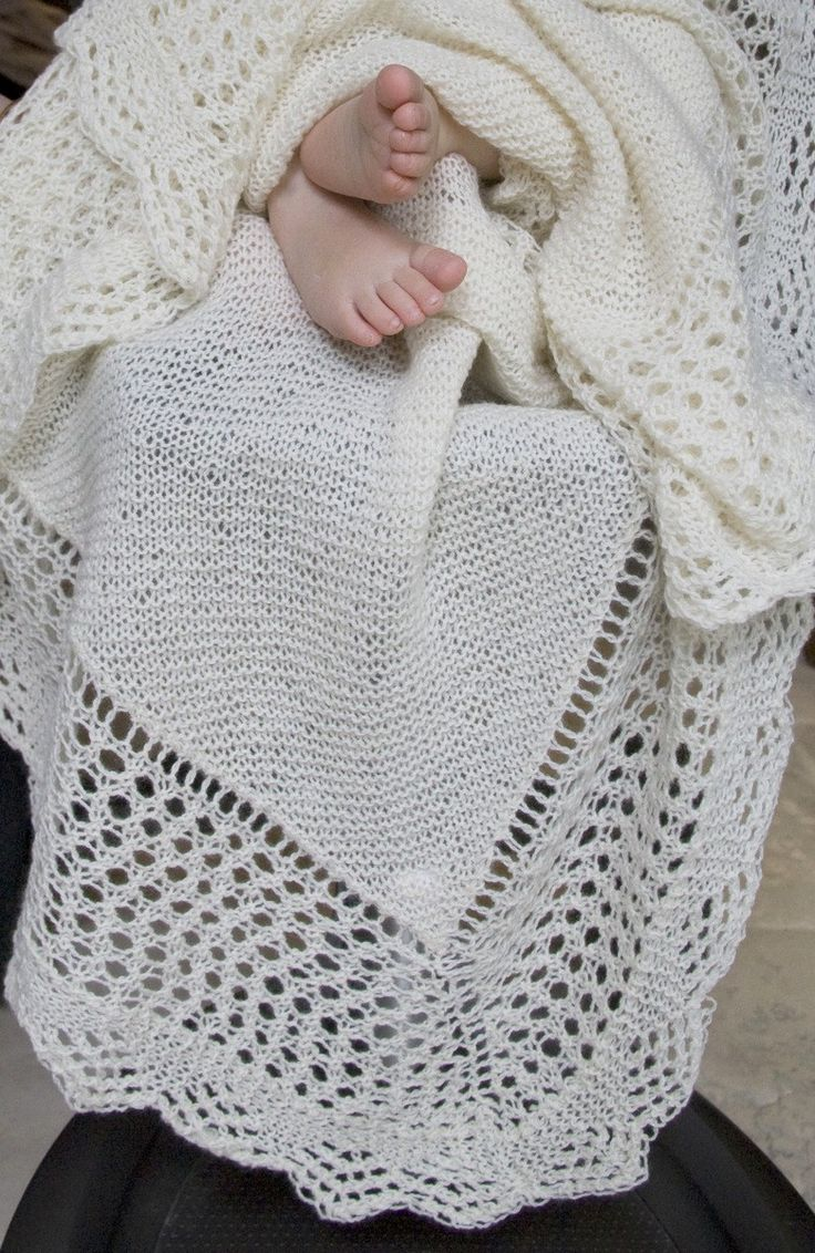 Our exquisite Lacy Edge Shawl is hand knitted in the UK from pure cashmere #royalbaby #cashmere #shawl #babygifts http://www.suehillhandknits.co.uk/baby-boy-clothes/christening-shawls-cashmere-baby-blankets/cashmere-lacy-edge-baby-christening-shawl.html
