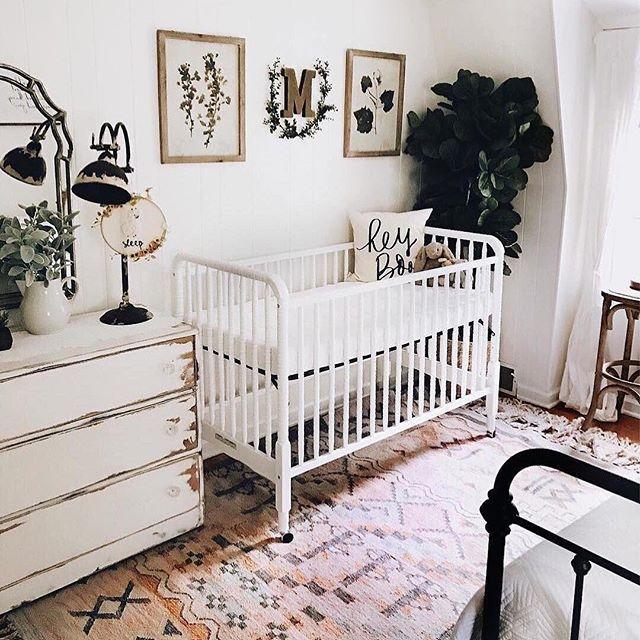 Tbt Lynzyandco S Shared Baby Room Guest Room Regram Via