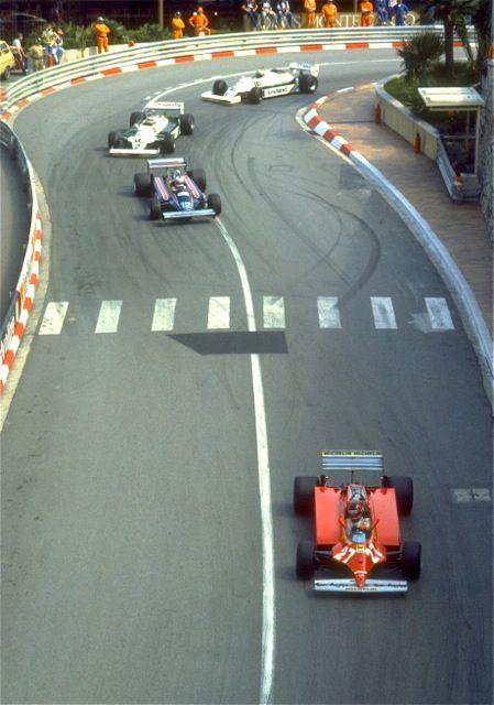 Gilles-Villeneuve Monaco 1981