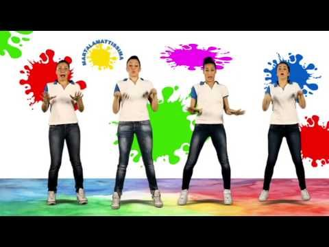 MARTALAMATTISSIMA (Tutorial Dance) - Kids dance - YouTube
