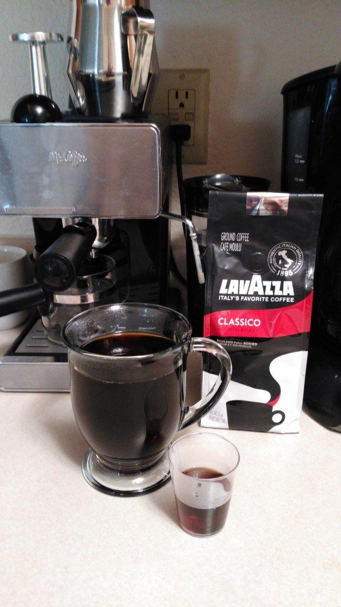 LAVAZZA Classico.. BEST coffee ever!