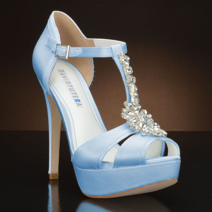 Betsey Blue Shoes January 2017