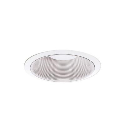 Cooper Lighting - Halo - 6 Inch - ERT707WHT - White Trim With White Baffle - For Use With H7 Halo Series