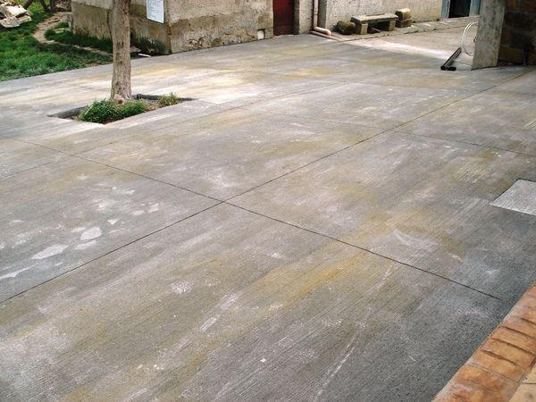 Lavorazione Pavimento Industriale Sicilia Sira Pavimenti - Vetrocemento - Nicosia - Enna
