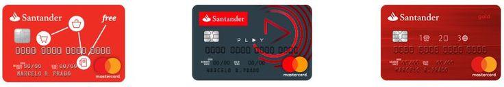 Conheça todas as vantagens e benefícios dos cartões de crédito Santander. Descubra qual é o melhor cartão para você. Precisa de cartão para fazer compras pela internet, pagar contas, financiar um bem durável? O banco Santander tem diversos cartões de crédito disponível para você fazer a sua melhor escolha… Acesse Agora!