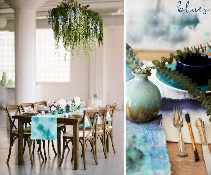 Have a look at our beautiful watercolour festive table ideas! http://homeology.co.za/inspire/watercolour-tablescapes/