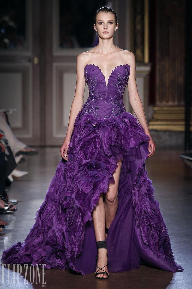 Murad Couture, 2012: Evening Dresses, Zuhair Murad, Purple Dresses, Evening Gowns, Purple Passion, Purple Wedding, Haute Couture, Purple Gowns, Couture Fashion