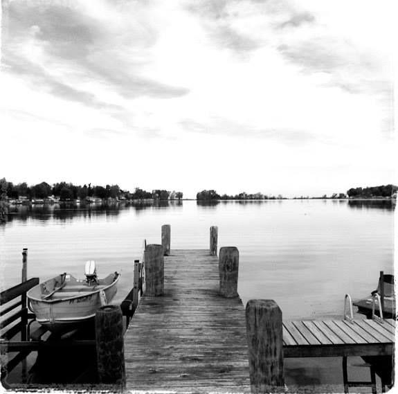 Port Bay Ontario Lake Upstate New York