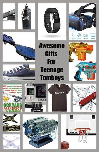 10 Gift Ideas For Teenage Tomboys Amazing Teen