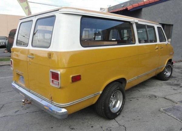 Chevy G20 Van Parts Chevy Van Van Chevy