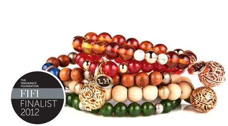 Lisa Hoffman Fragrance Bracelets - Scent Meets Style Prime Beauty Blog