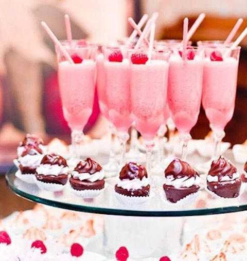 73 Awesome Wedding Food Bars You'll Love | HappyWedd.com