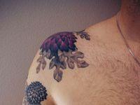 ... on Pinterest | Deer Tattoo Mens Leg Tattoo and Stephen James