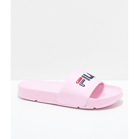 Diamond Supply Co. Fairfax Dusty Pink Slide Sandals | Zumiez