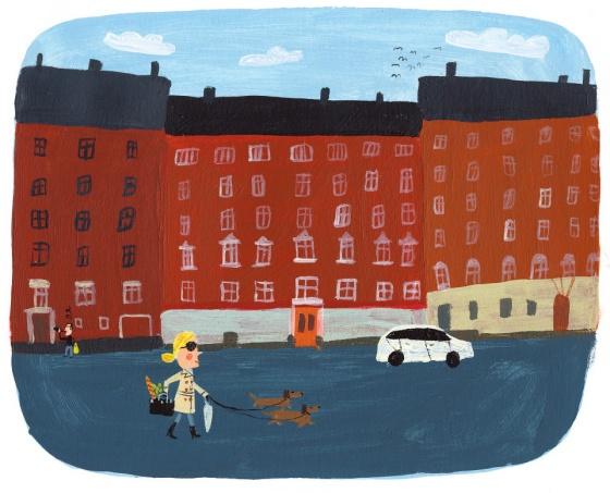 Helsinki by Matti Pikkujämsä