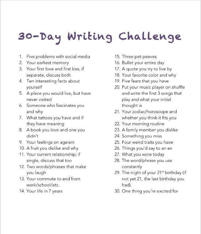 best writing challenge ideas writing prompts  best 25 writing challenge ideas writing prompts for writers writing help and writer