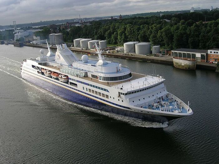 The design of the cruise ships has evolved since the 1960s. Read the article here http://bit.ly/2A1ADbl to know more about the advancement of the cruise ships.