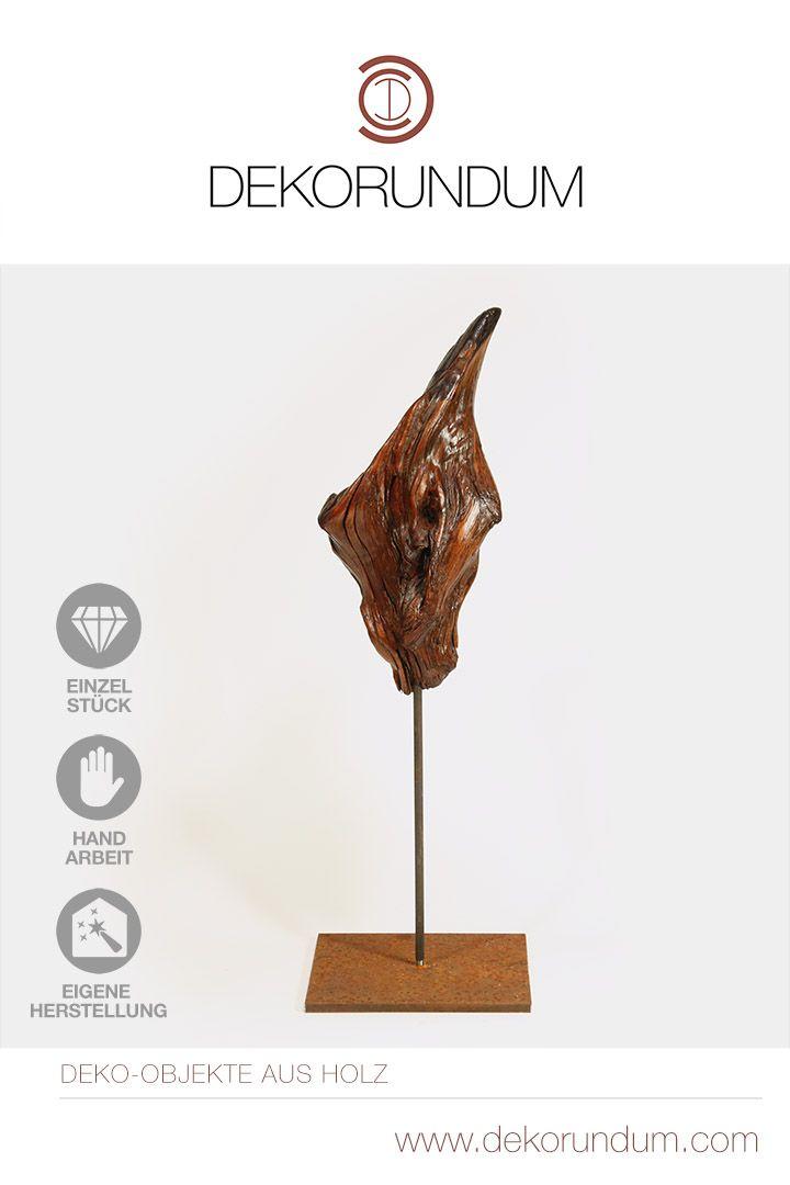 Holz Skulptur Feuer Flamme Dekorundum Holz Skulpturen Aus Holz Skulpturen