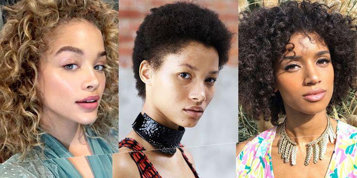 """Kreatif, Berkesan, """"7 Perempuan dengan gaya Natural Curls pada rambut mereka"""". Bagaimana dengan Anda?"""