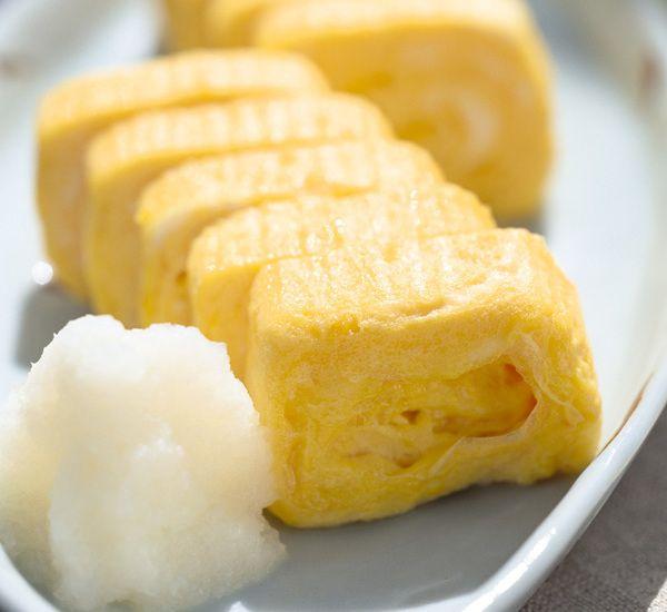 Tamagoyaki Japanese Omelette || also https://washoku.guide/recipe/1909641