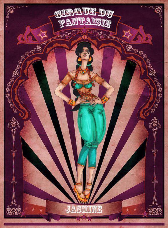 Jasmine by Louise's Designs (c) 2015