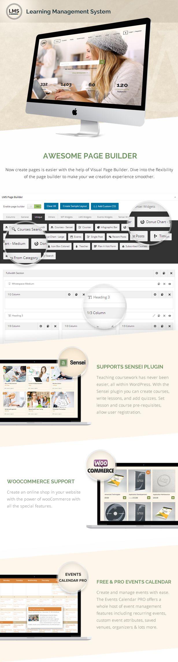 WordPress - LMS | Responsive Learning Management System | ThemeForest