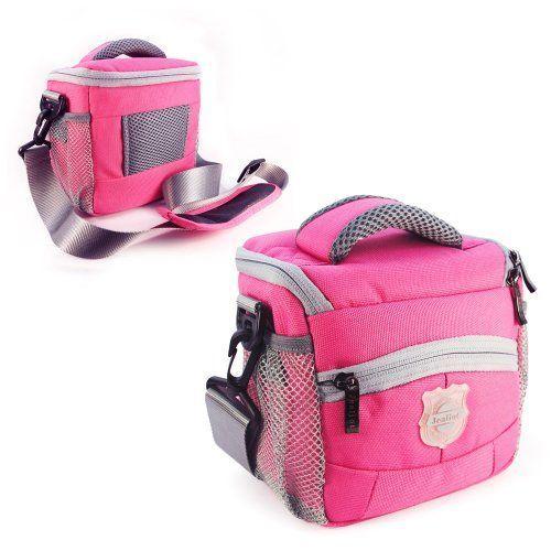 Montana Stylish & Hip Digital camera / Camcorder bag case cover & Raincoat / colour: Pink / compatible with / compatible with (Canon Ixus / Powershot 100 is 105 IS 750 80 800 85 850 860 90 900 95 95 IS 950 96 960 970 980 980 is 990 A1000 A1100 A1110