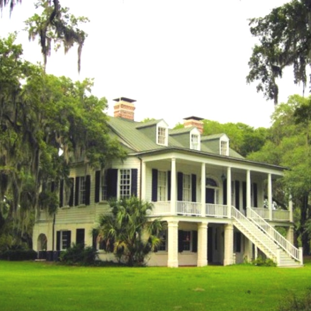 35 best low country plantations images on pinterest for Home builders in southern ohio