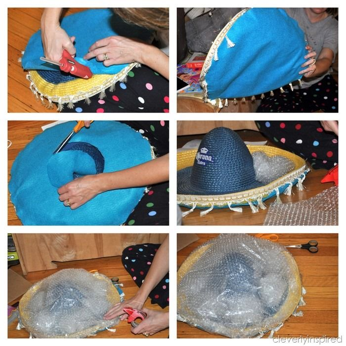 diy jelly fish costume | DIY Jellyfish Halloween Costume - Cleverly Inspired
