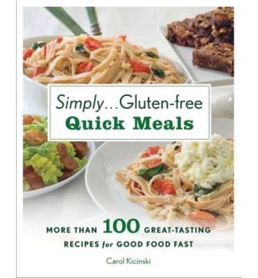 Living gluten-free doesn't need to be difficult. This cookbook includes chapters that cover topics such as: whole meals for weekday dinners that can be prepared in half an hour, and, basic gluten-free mixes such as flour blends, biscuit and pancake mixes and spice mixtures that can be stored and used in a variety of recipes.