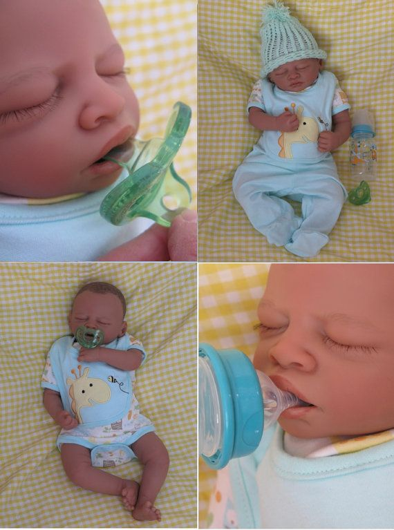 Weekend Sale Open Mouth Reborn Baby Boy Takes A Full