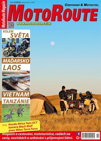 MotoRoute Magazin Nr. 5/2016; Read online: https://www.alza.cz/media/motoroute-magazin-5-2016-d4494205.htm