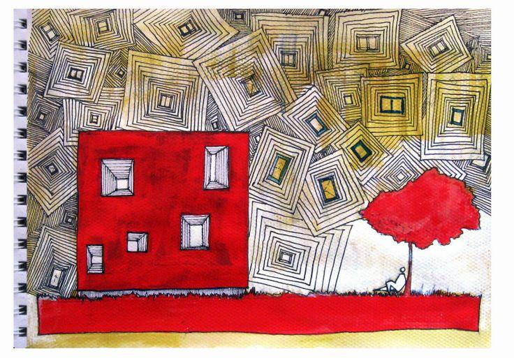 Cuadernos de Uqbar: ventanas