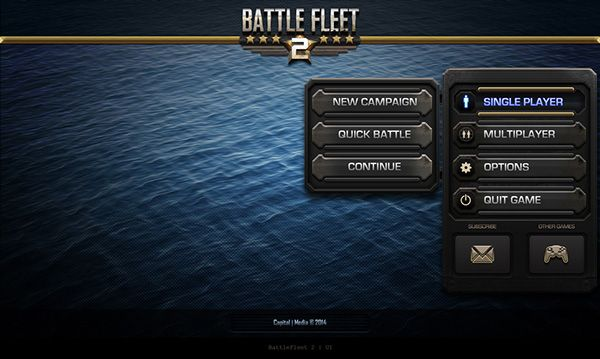 Battle Fleet 2 on Behance