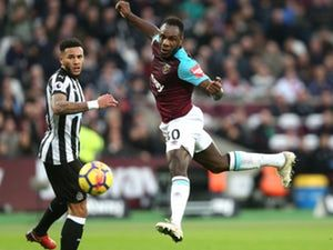 David Moyes: 'Michail Antonio contributed little against Newcastle United'