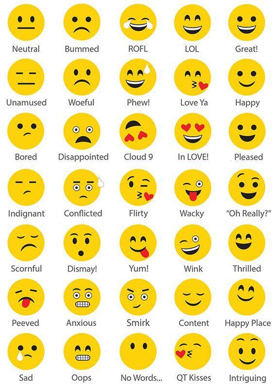 Pin On Emoji Chart