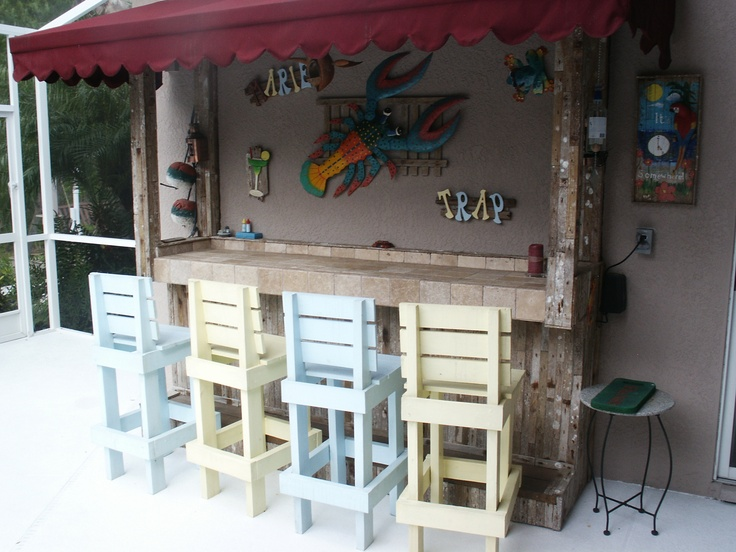 9 Best Images About Recycled Lobster Trap Furniture On