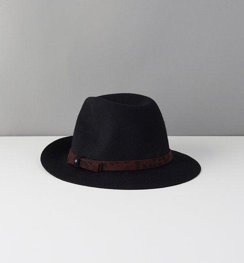 Chapeau femme laine