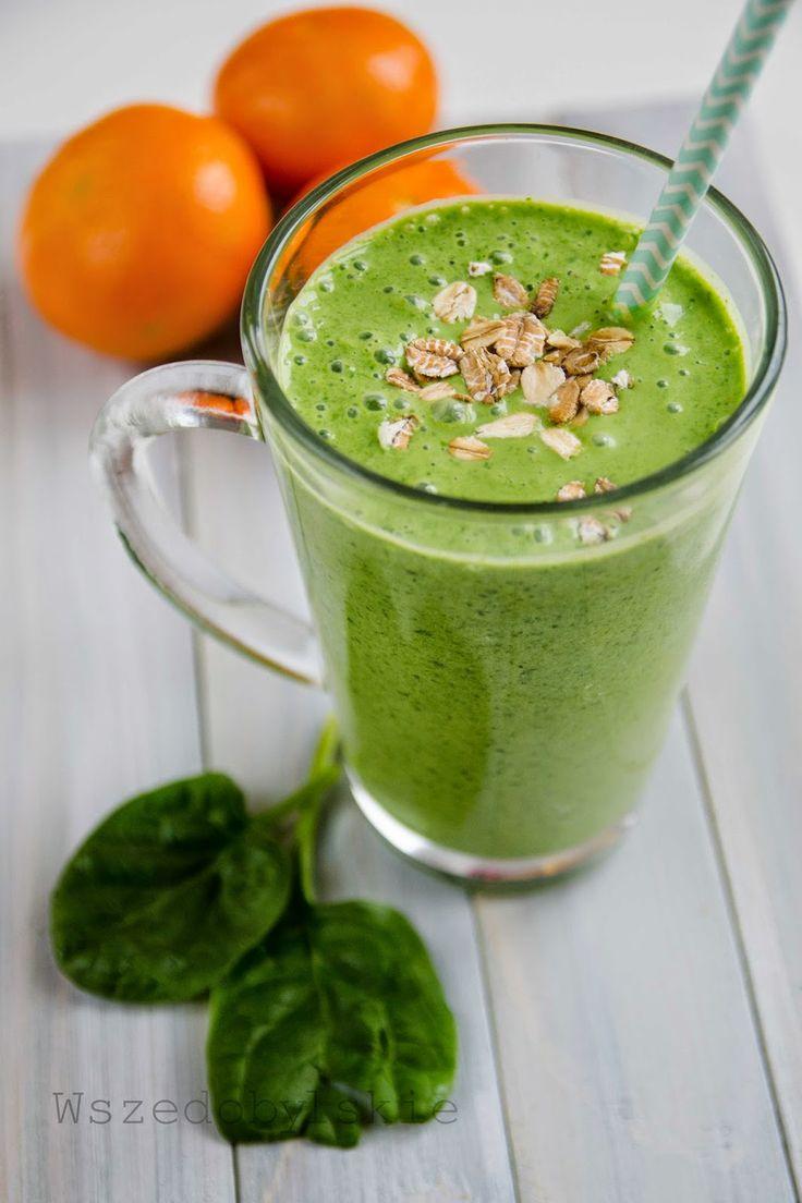 Wszędobylskie: Zielono mi - zdrowa dieta czas start.