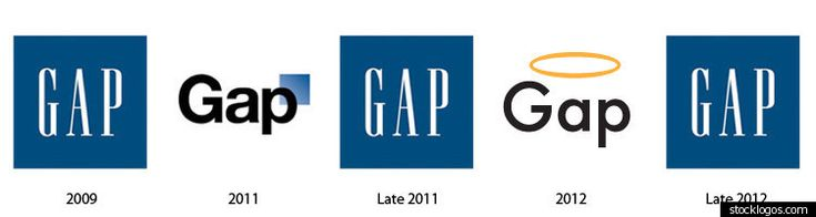 How 12 Famous Logos Have Evolved Over Time [INFOGRAPHIC]