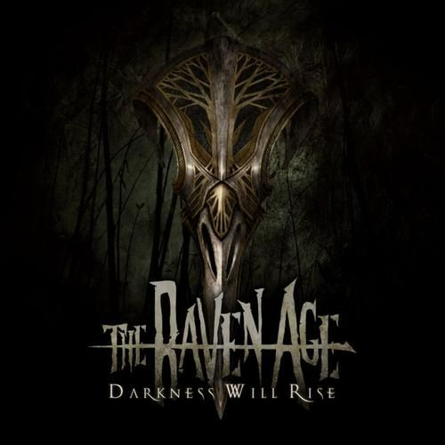 Image result for album art The Raven Age: Darkness Will Rise